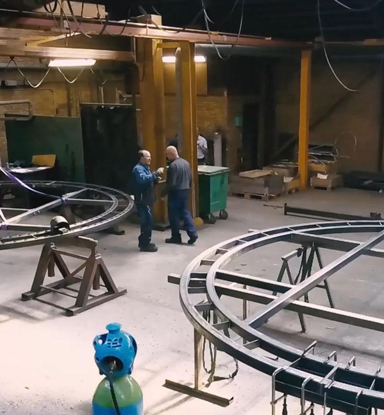 Staalkonstruktioner